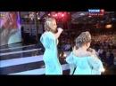Виктория и Настя Петрик на Новой Волне 2014