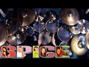 Spice Girls with Metal Drumming