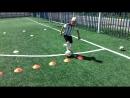 техника. координация. финты.  техника. координация. финты.  тренировка по футболу. техника. координация. финты.