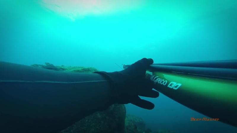 Подводная Охота. Азорские Острова. Часть 2. Spearfishing in the Azores Pico Islands 2015