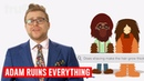 Adam Ruins Everything - Does Shaving Make Your Hair Thicker? (Ask Adam) | truTV