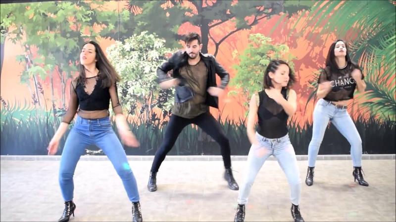Lo malo - Aitana y Ana Guerra [Coreo Fitness] (Zumba) | OT 2017 | Gala Eurovisión by Marvel Dancers