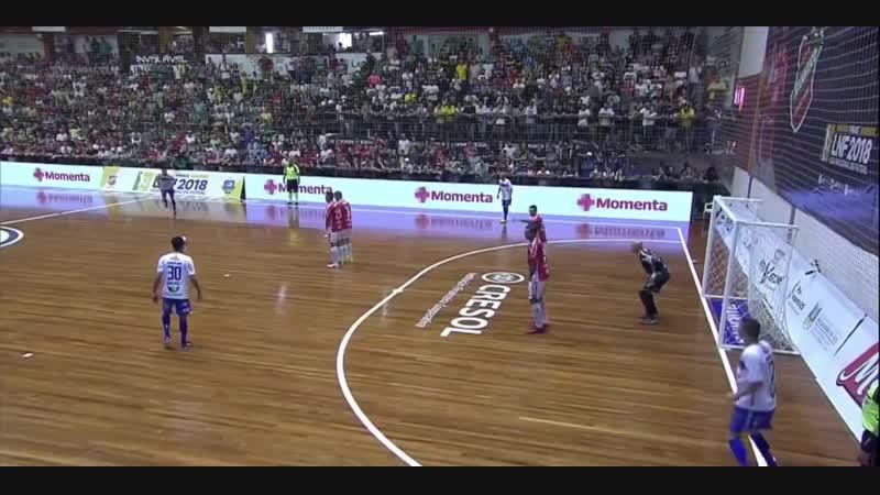 Чемпионат Бразилии Атлантико-Пато 4-2д.вр.2-1. Финал. Ответный матч