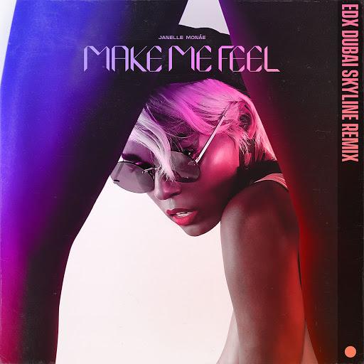 Janelle Monáe альбом Make Me Feel (EDX Dubai Skyline Remix)