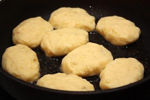 Картофельные котлеты Это очень хороший и простой способ
