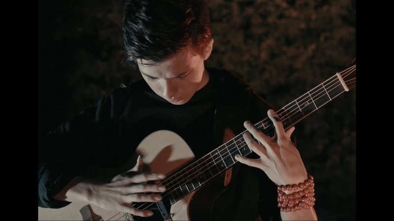 BABA YAGA - Marcin Patrzalek (Official Video) - Electronica Fingerstyle Guitar
