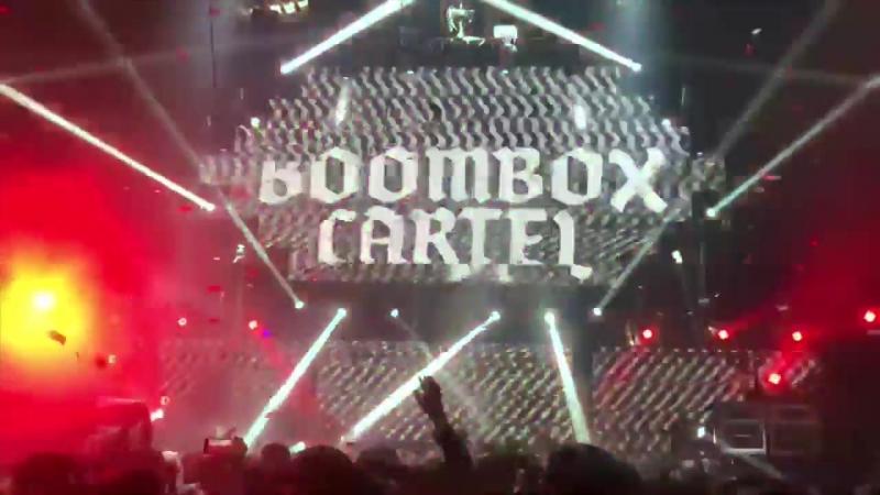 Boombox Cartel — Beibs In The Moon