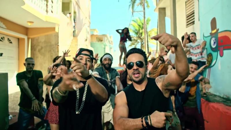 38. Luis Fonsi - Despacito ft. Daddy Yankee