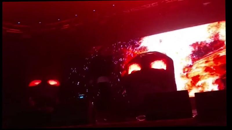 КТО ТВОЙ ИДОЛ PHARAOH LIVE SPB 13.10.2018