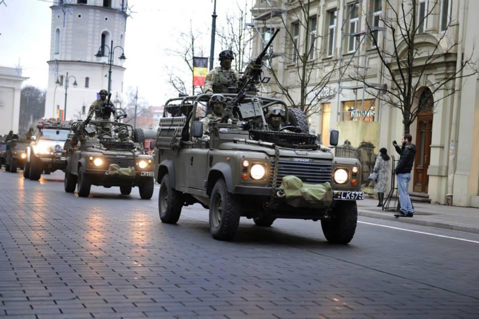 Armée lituanienne/Lithuanian Armed Forces - Page 3 VRlLIvliiqI