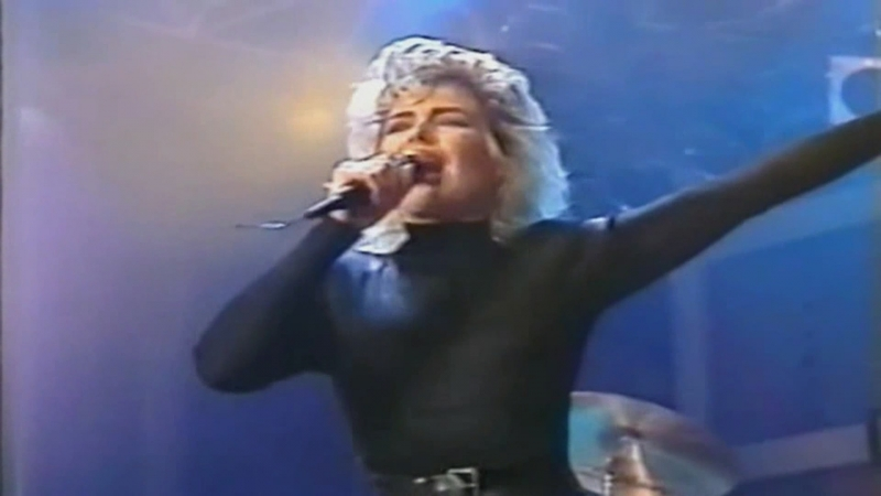 Kim Wilde - You Keep Me Hangin On (Peter's Pop Show)