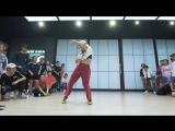 6ix9ine - FEFE (Lyric Video) ft. Nicki Minaj _u0026 Murda Beatz - Choreography by Apple Yang