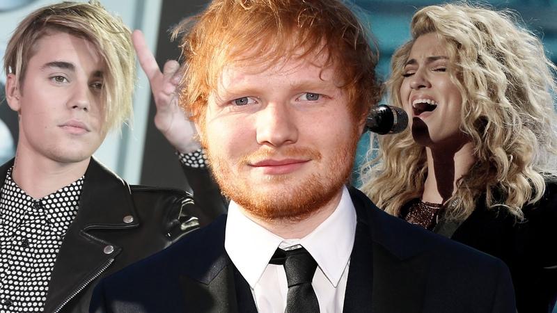 6 Canciones Que No Sabías Fueron Escritas Por Ed Sheeran