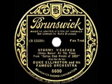 1933 Duke Ellington - Stormy Weather (instrumental)