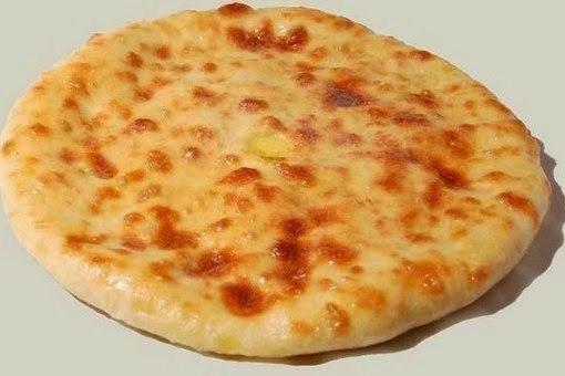 «Картофджын» – пирог с картошкой Ингредиенты: мука пшеничная высшего