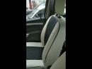 Пошив авточехлов на Renault Sandero