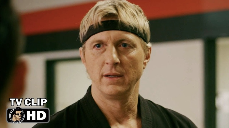 COBRA KAI Season 2 Official Clip What Type of Cobra Would You Rather Be? (HD) Karate Kid Series