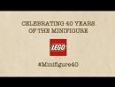 LEGO Minifigure 40th Anniversary 25fps