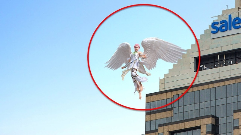 5 TIMES ANGELS CAUGHT ON CAMERA SPOTTED IN REAL LIFE!