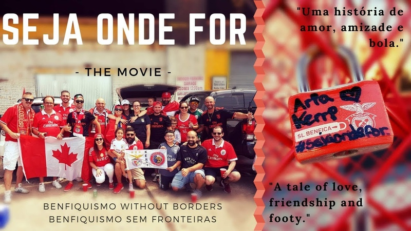 Seja Onde For - The Movie
