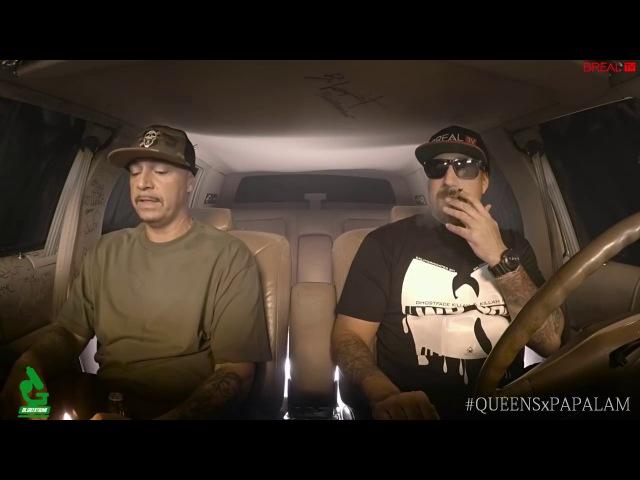 Dj Muggs [Cypress Hill] - The Smokebox с переводом [QUEENSxPAPALAM]