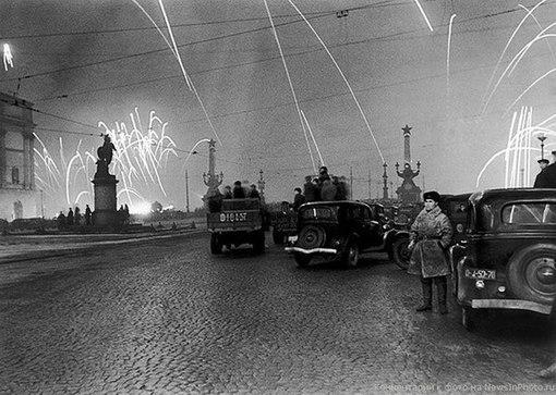 Сегодня день снятия блокады Ленинграда.
