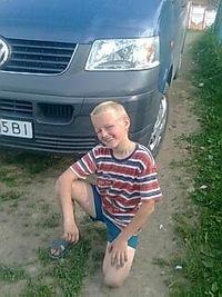 Тарас Гоголь, 13 мая , Вологда, id212899723