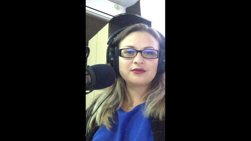 Прямой эфир на радио «Камышин фм» Доброе утро, Камышин ☀️☀️☀️