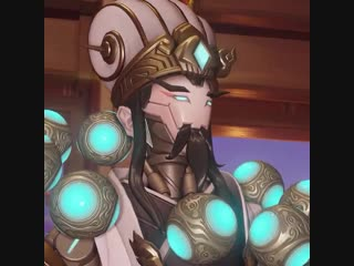 Experience festivity. - - Embrace the Year of the Pig as ZHUGE LIANG ZENYATTA! - - Overwat