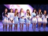160415  러블리즈(Lovelyz) 직캠 - 무대인사 @서울 코엑스 강남스타일 조형물 제막식