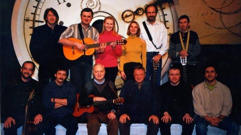 Великолепная музыкальная семёрка Песни нашего века