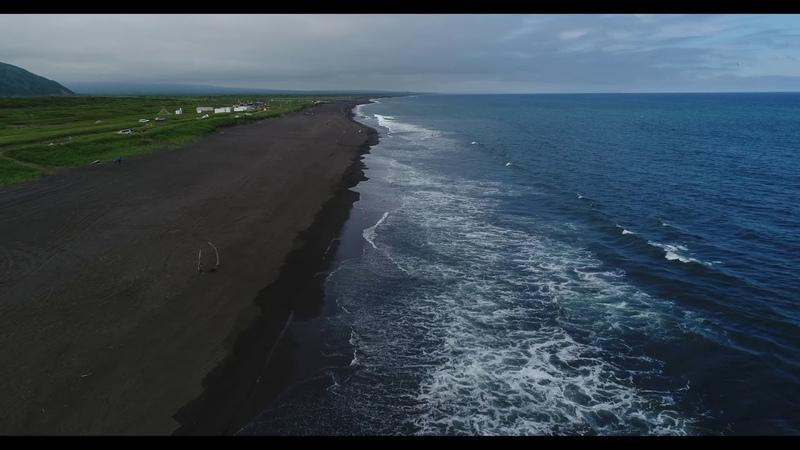 Тихий океан. Камчатка. Халактырский пляж. Июль 2017 Pacific Ocean. Kamchatka. Halaktyrsky beach