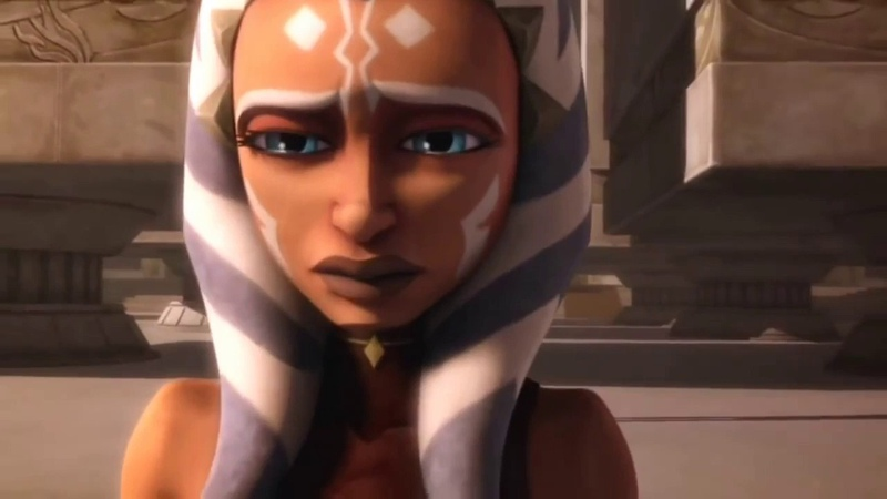 Star Wars [AMV] Ahsoka Exile