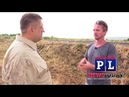 MH17: My uncut interview walking channel Russia through the crash site