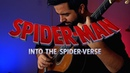 SUNFLOWER - Post Malone Swae Lee Classical Guitar Cover (Spider-Man: Into the Spider-Verse)
