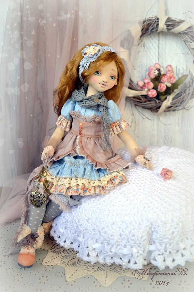 красивые куклы фото