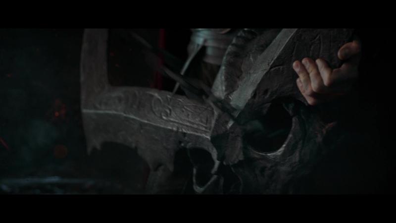 Тор: Рагнарёк - Поединок Тора с демоном Суртуром