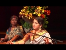 Kaushiki Chakrabarty. A devotional bhajan in raga Bhairavi with Soumik Datta and Vijay Ghate