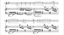Olivier Messiaen - La Mort du Nombre for Soprano, Tenor, Violin and Piano (1929) [Score-Video]