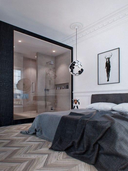 Крутая квартира