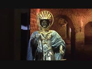 Репортаж о святых из катакомб