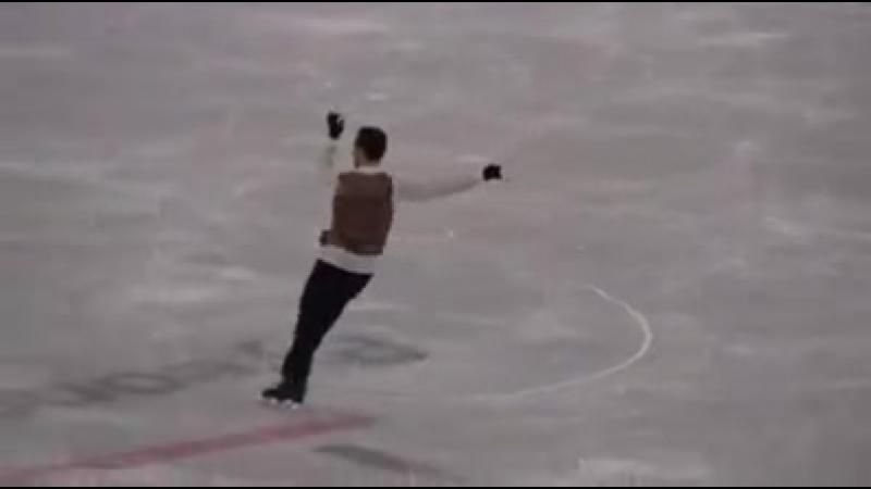 Олимпийская Хава Нагила и второе место в мужской программе