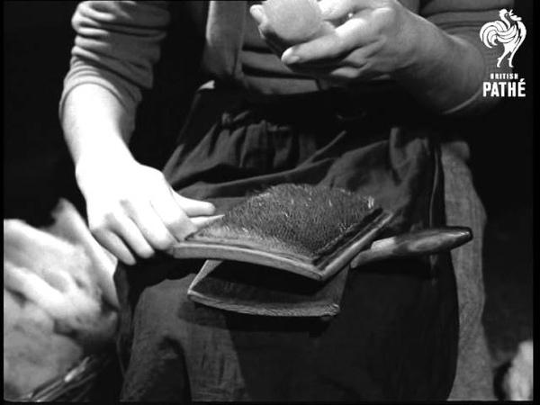 How Fibres Are Spun (1940-1949)