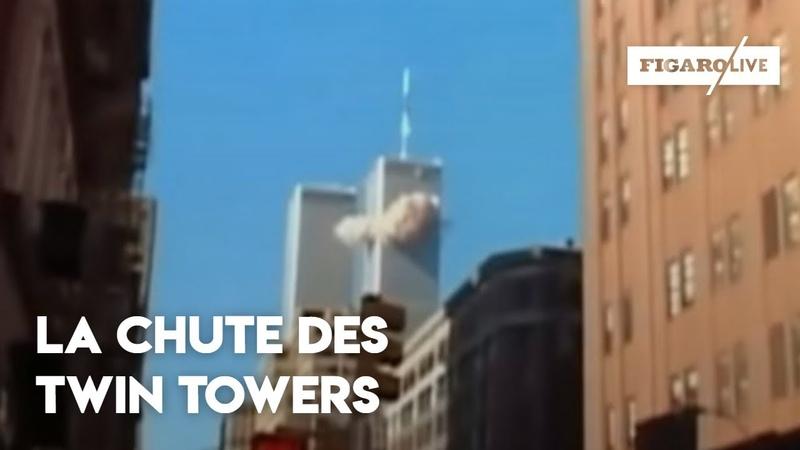 11 Septembre 2001 la chute des Twin Towers - Le Figaro