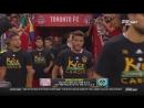Toronto vs LA Galaxy