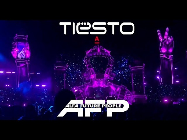 Tiesto Live @ Alfa Future People 2018 - Day 1 || 1080p 60fps