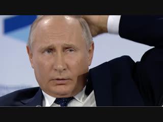 Какой будет ядерная война. Рассказывает Владимир Путин