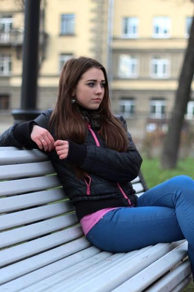 Полина Залужная, 12 октября 1995, Санкт-Петербург, id18685887