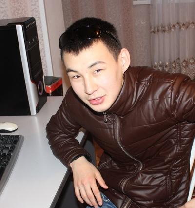 Kairat Inchenbaev, 13 июля 1994, Москва, id196105025