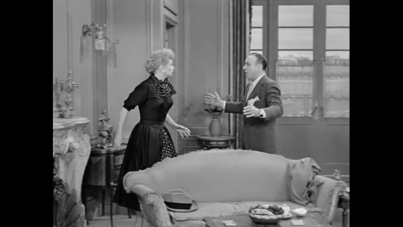 I Love Lucy S05E19 - Lucy Meets Charles Boyer (1956)